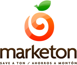 The Marketon market logo.